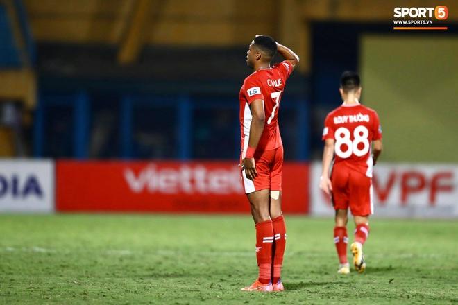 Cơn lốc đỏ Viettel giành chiến thắng 2-1 gay cấn trước CLB Quảng Ninh - ảnh 5