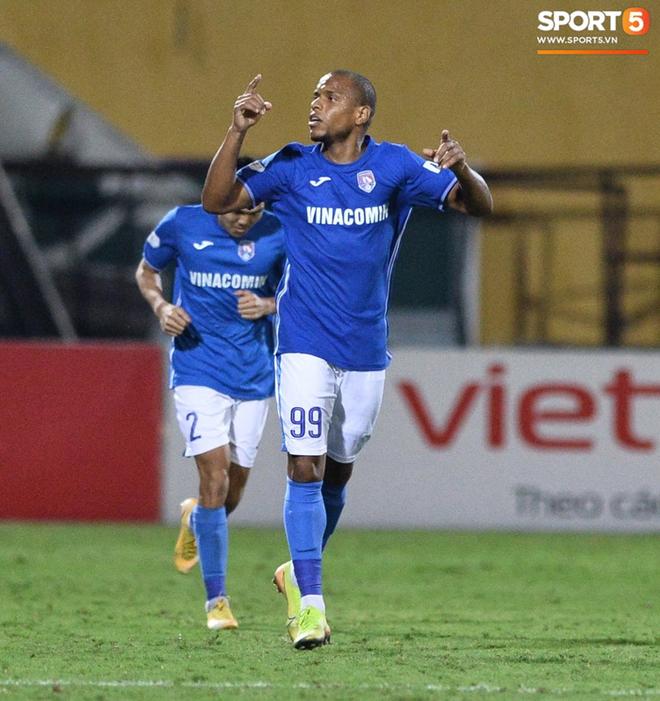 Cơn lốc đỏ Viettel giành chiến thắng 2-1 gay cấn trước CLB Quảng Ninh - ảnh 8