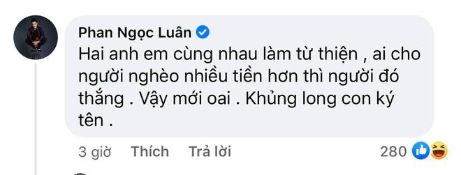 Phan Ngọc Luân chỉ cách phân bua cuộc chiến Nathan Lee - Ngọc Trinh: Hai anh em cùng làm từ thiện, ai cho nhiều tiền hơn người đó thắng - ảnh 3