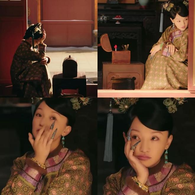 Netizen đào lại loạt cảnh không thoại của Châu Tấn ở Như Ý Truyện, không quên cà khịa các tiểu hoa diễn dở - ảnh 4