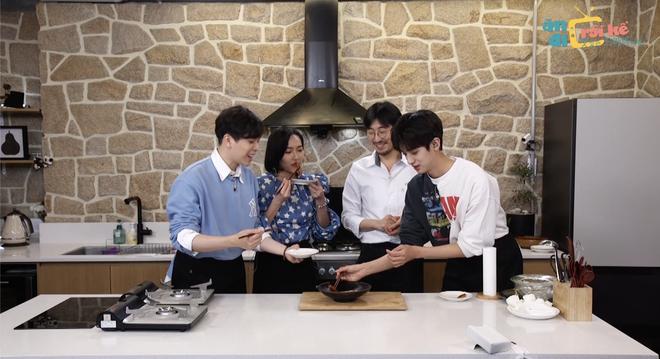 Diệu Nhi nhiệt huyết hát hit SNSD trước mặt trai đẹp Produce X 101 - ảnh 3