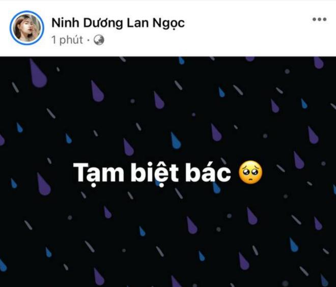 Chi Dân xót xa thông báo mẹ ruột qua đời, Ninh Dương Lan Ngọc và dàn sao Việt đồng loạt gửi lời chia buồn - ảnh 3