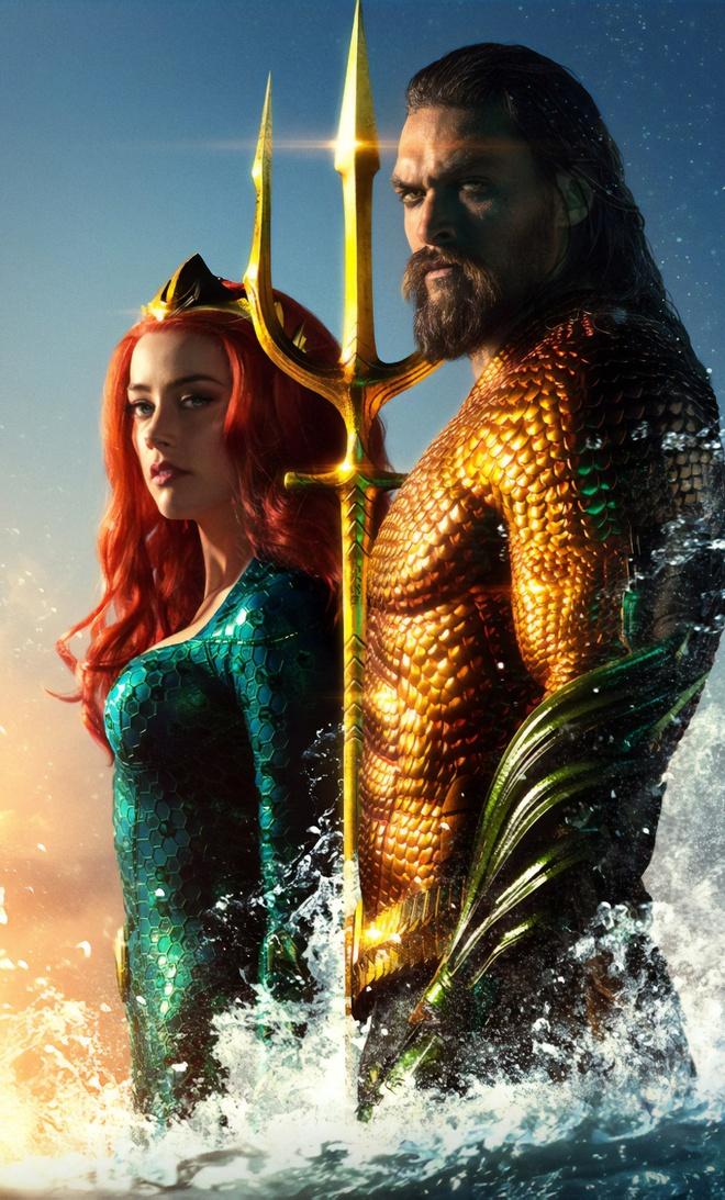 Bị chồng cũ tố ngược, Amber Heard vẫn quay Aquaman 2 làm netizen tức giận: Công bằng cho Johnny Depp ở đâu? - ảnh 5