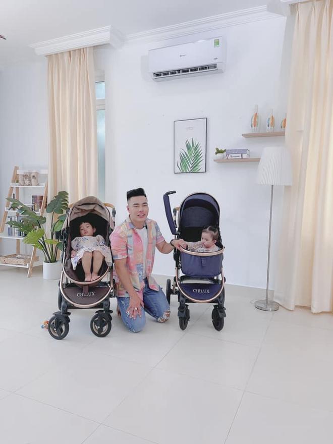 Con gái Lê Dương Bảo Lâm được dẫn đi quay quảng cáo, nhìn biểu cảm biết ngay sau này nối nghiệp bố - ảnh 4