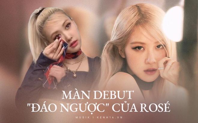 Mới ra dân tình khóc than flop nhưng thực tế chứng minh: Màn debut của Rosé (BLACKPINK) đột phá quá ấn tượng! - Ảnh 1.
