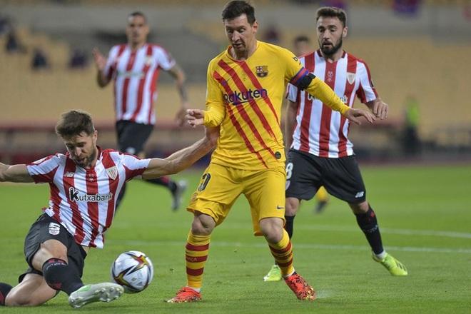 Messi lập cú đúp, Barca vùi dập Bilbao để vô địch Cúp Nhà vua Tây Ban Nha - ảnh 2