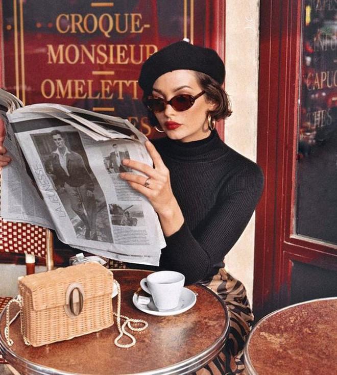 French bob: Kiểu tóc vài thế kỷ rồi mà chưa chịu hết hot, vừa thanh lịch mà lại  yêu chiều được mọi kiểu trang phục - ảnh 2