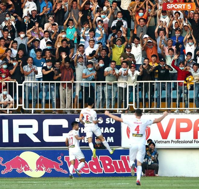 Xuân Trường mơ về ngày vô địch cùng HAGL sau khi đánh bại Hà Nội FC - ảnh 1