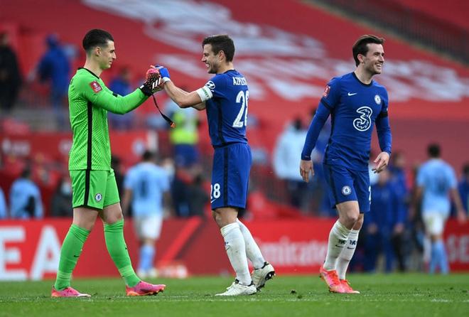 Hạ Man City, Chelsea vào chung kết FA Cup - ảnh 11