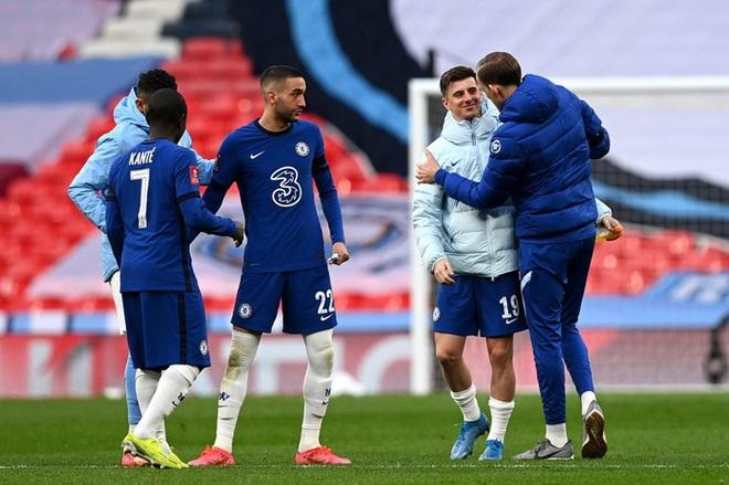 Hạ Man City, Chelsea vào chung kết FA Cup - ảnh 12