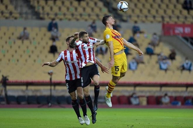 Messi lập cú đúp, Barca vùi dập Bilbao để vô địch Cúp Nhà vua Tây Ban Nha - ảnh 3
