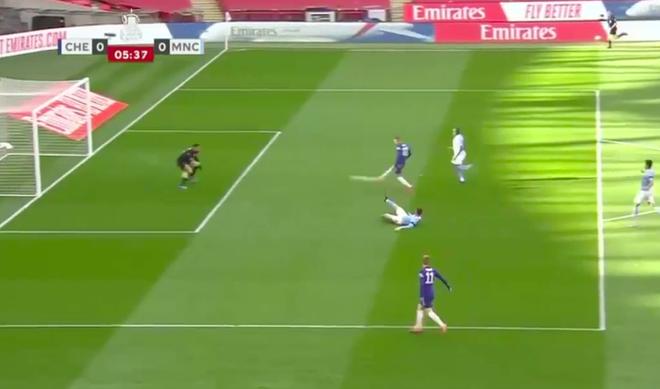 Hạ Man City, Chelsea vào chung kết FA Cup - ảnh 3