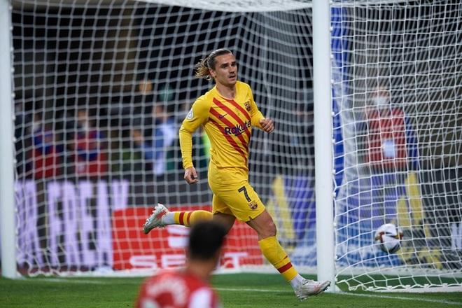 Messi lập cú đúp, Barca vùi dập Bilbao để vô địch Cúp Nhà vua Tây Ban Nha - ảnh 5