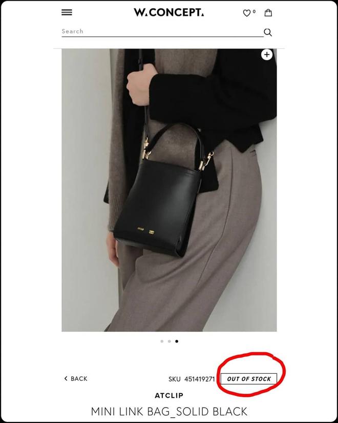 """Song Hye Kyo lại khiến antifan phải """"á khẩu"""" khi mẫu túi cô đeo vừa đeo lại cháy hàng trong 1 nốt nhạc - Ảnh 4."""