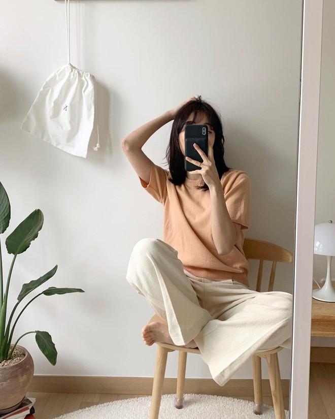 Muốn style công sở bớt nhạt, gái Hàn khuyên bạn nên thêm 4 màu sắc này vào tủ đồ - ảnh 15
