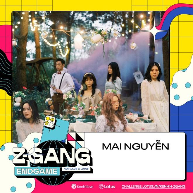 Chỉ còn 24 giờ nữa cổng gửi bài dự thi và bình chọn sẽ chính thức đóng lại, Gen Z đang hô hào đua vote tại Z-Gang Endgame - ảnh 8