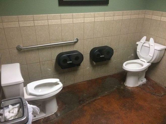 Tuyển tập những nhà vệ sinh hắc ám, nhìn xong là đủ kiên nhẫn nhịn đến lúc về nhà - ảnh 18