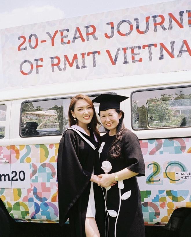 Tiểu thư lâu đài trắng Chloe Nguyễn tốt nghiệp Đại học RMIT, bóc lại điều fan lầm tưởng khi theo học ngành tiền tỷ - ảnh 2