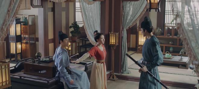 Triệu Lộ Tư tát lệch mặt Lưu Vũ Ninh ở Trường Ca Hành, bắt đầu chiến tranh lạnh vì Địch Lệ Nhiệt Ba! - ảnh 6