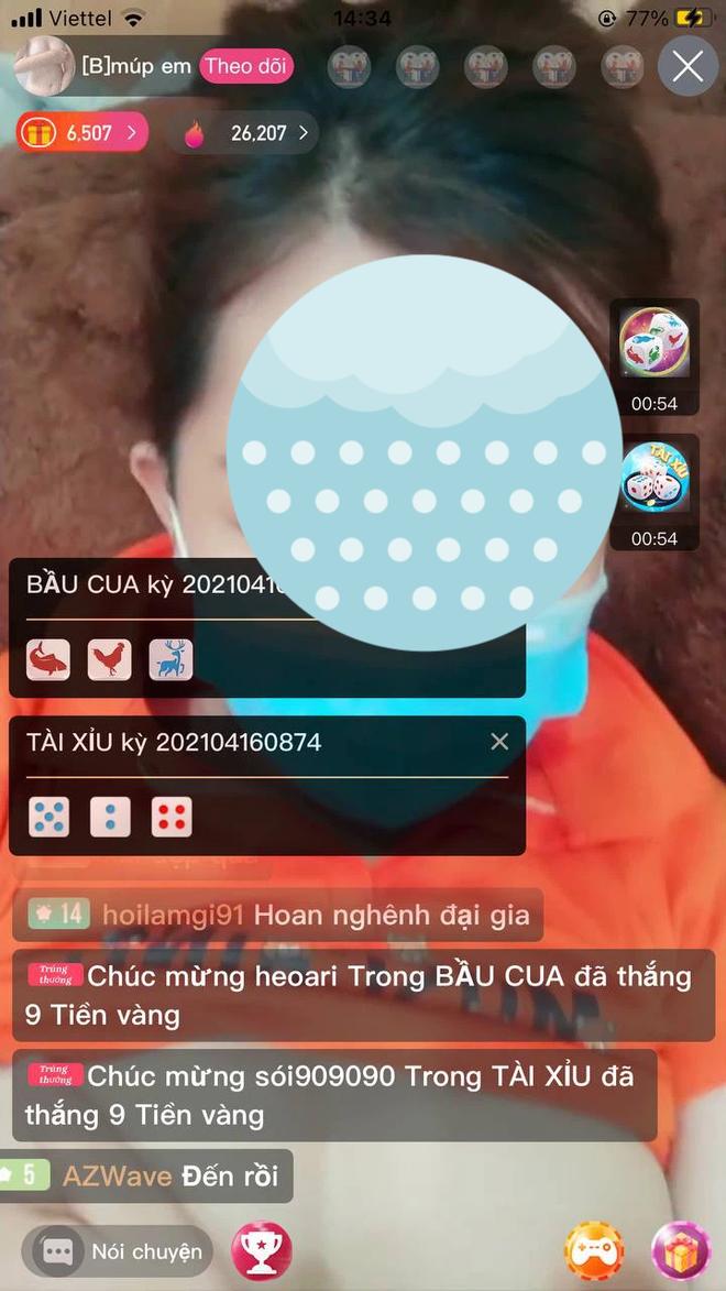 Cảnh báo: Xuất hiện ổ mại dâm online trên nền tảng livestream, donate khoả thân cho đến quan hệ tình dục, cá độ, cờ bạc đều rất tinh vi - ảnh 9
