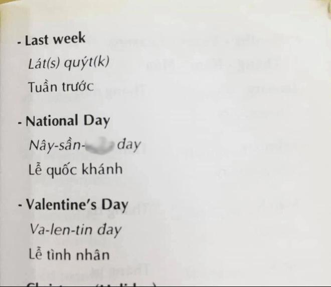 Màn phiên âm tiếng Anh sang tiếng Việt thảm họa khiến dân tình cười lăn, đến cả dân chuyên Anh cũng không dịch nổi từ cuối - ảnh 3