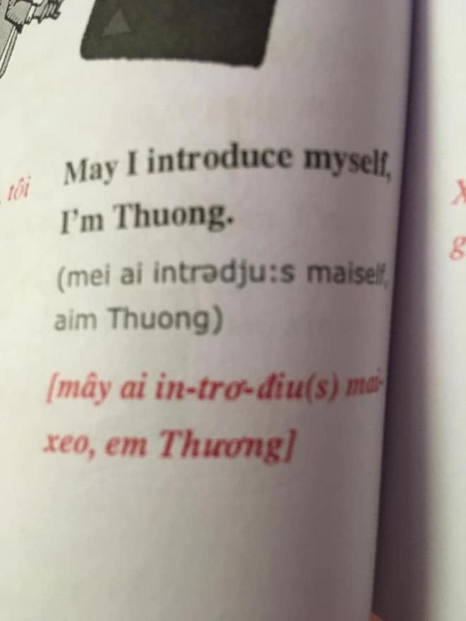 Màn phiên âm tiếng Anh sang tiếng Việt thảm họa khiến dân tình cười lăn, đến cả dân chuyên Anh cũng không dịch nổi từ cuối - ảnh 2