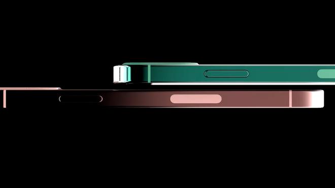 Concept iPhone 13 Pro Max đẹp mê người, còn có cả màu sắc mới chưa từng được tiết lộ - Ảnh 5.