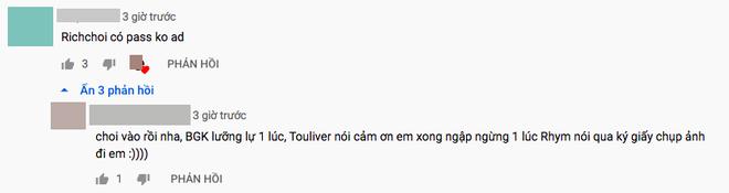 Clip Á quân King Of Rap cực cháy khi casting Rap Việt: Mắc lỗi suýt bị loại nhưng được Touliver vớt vào phút chót? - ảnh 2