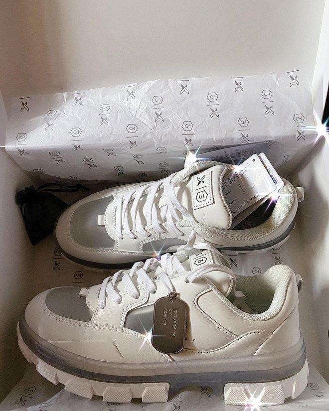 NTK Công Trí bắt tay Biti's Hunter tạo siêu phẩm sneaker mới, có gì hot mà netizen phát cuồng hết cả lên? - ảnh 3