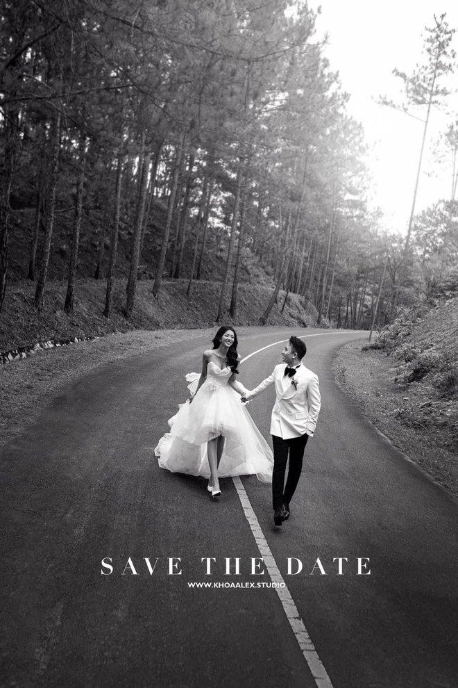 Giữa drama, Phan Mạnh Quỳnh và cô dâu hot girl bỗng lộ ảnh cưới chưa từng được công bố: Đẹp như phim thế này nhìn muốn cưới quá! - ảnh 5
