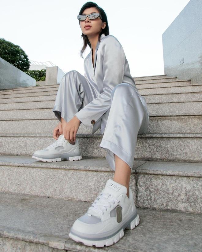 NTK Công Trí bắt tay Biti's Hunter tạo siêu phẩm sneaker mới, có gì hot mà netizen phát cuồng hết cả lên? - ảnh 5