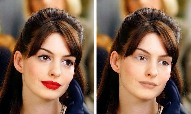 Một lần chơi lớn, xóa hết makeup dàn mỹ nữ Hollywood để xem nhan sắc mặt mộc ấn tượng nhất thuộc về ai? - ảnh 5