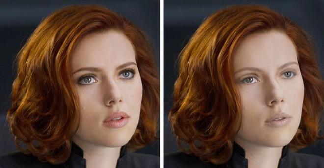 Một lần chơi lớn, xóa hết makeup dàn mỹ nữ Hollywood để xem nhan sắc mặt mộc ấn tượng nhất thuộc về ai? - ảnh 2
