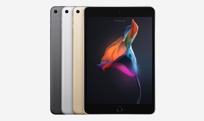 iPad Pro và iPad mini lộ ảnh concept đẹp lung linh trước giờ ra mắt - ảnh 7