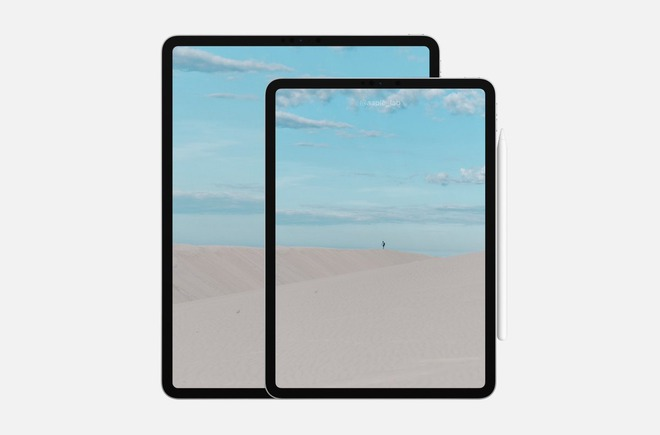 iPad Pro và iPad mini lộ ảnh concept đẹp lung linh trước giờ ra mắt - ảnh 2
