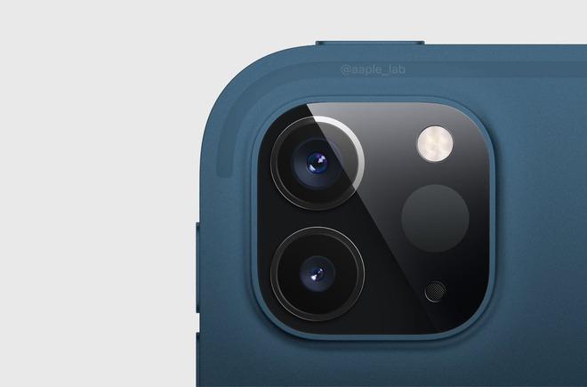 iPad Pro và iPad mini lộ ảnh concept đẹp lung linh trước giờ ra mắt - ảnh 4