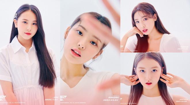 Lộ diện nhóm đối thủ của aespa và hậu duệ BLACKPINK: Nhan sắc xinh như Nayeon (TWICE), có thành viên mới chỉ 15 tuổi - ảnh 1