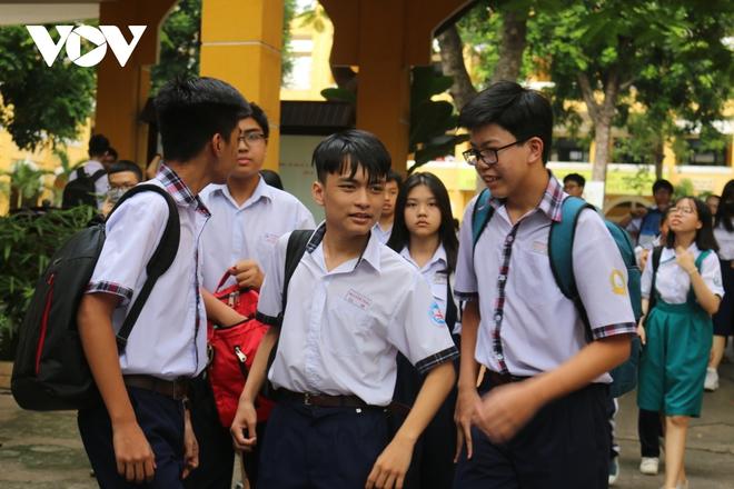 Hơn 67.000 học sinh TP. HCM sẽ được vào lớp 10 công lập trong năm 2021-2022 - ảnh 1