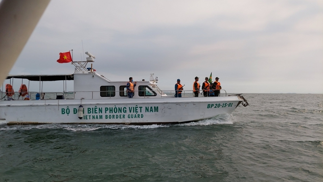 Hà Tiên kích hoạt toàn dân truy tìm người đàn ông Trung Quốc nhập cảnh trái phép - ảnh 1