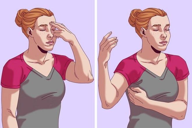 Mẹo bỏ túi ai cũng có lúc cần dùng: 7 cách để giảm cảm giác lo lắng, căng thẳng hiệu nghiệm tức thì chỉ trong vài giây - ảnh 5