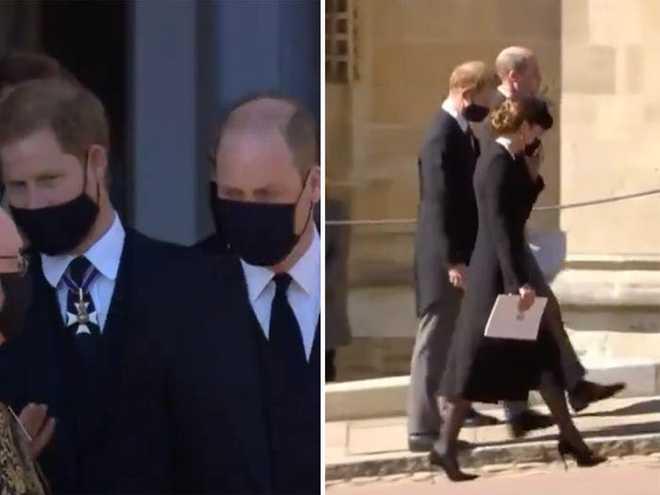 Hoàng tử Harry tức tốc về Mỹ với Meghan ngay trong ngày sinh nhật của Nữ hoàng, loạt hành động sau tang lễ Hoàng thân Philip gây thất vọng - ảnh 4