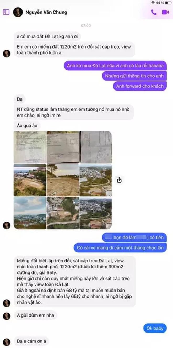 Nathan Lee cuối cùng cũng tiết lộ danh tính người được cho là tố Ngọc Trinh sống ảo chuyện mua đất - ảnh 1