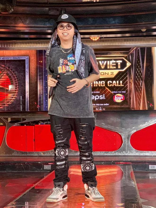 Rap Việt Endgame: Thí sinh Touliver on mic đi casting thế này thì trao Quán quân luôn đi chứ thi làm gì nữa! - ảnh 2