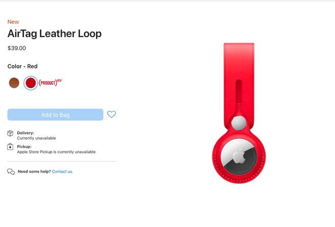 Hút máu kiểu Apple: bán AirTag giá rất rẻ, nhưng móc treo thì đắt gấp đôi - ảnh 4