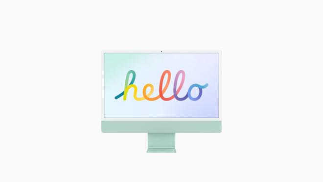 Sự kiện Apple: iMac mới có 7 màu sắc như đồ chơi, giá thấp nhất 30 triệu đồng, đặt hàng từ 30/4 - ảnh 1