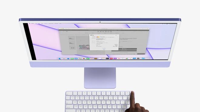 Sự kiện Apple: iMac mới có 7 màu sắc như đồ chơi, giá thấp nhất 30 triệu đồng, đặt hàng từ 30/4 - ảnh 8
