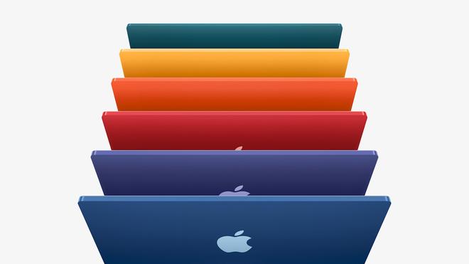 Sự kiện Apple: iMac mới có 7 màu sắc như đồ chơi, giá thấp nhất 30 triệu đồng, đặt hàng từ 30/4 - ảnh 9