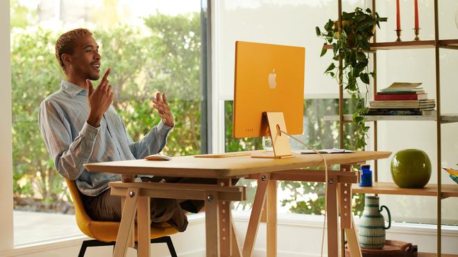 Sự kiện Apple: iMac mới có 7 màu sắc như đồ chơi, giá thấp nhất 30 triệu đồng, đặt hàng từ 30/4 - ảnh 6