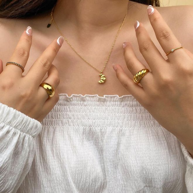 Các tiệm trang sức sale tưng bừng đón lễ: Toàn món siêu xinh siêu rẻ chị em múc ngay - ảnh 14