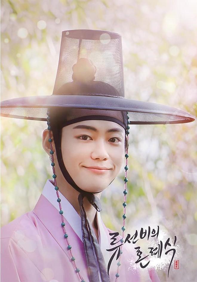 Đam mỹ cổ trang Hàn gây sốc vì nội dung dị: Anh trai lấy chồng thay em gái - Ảnh 8.